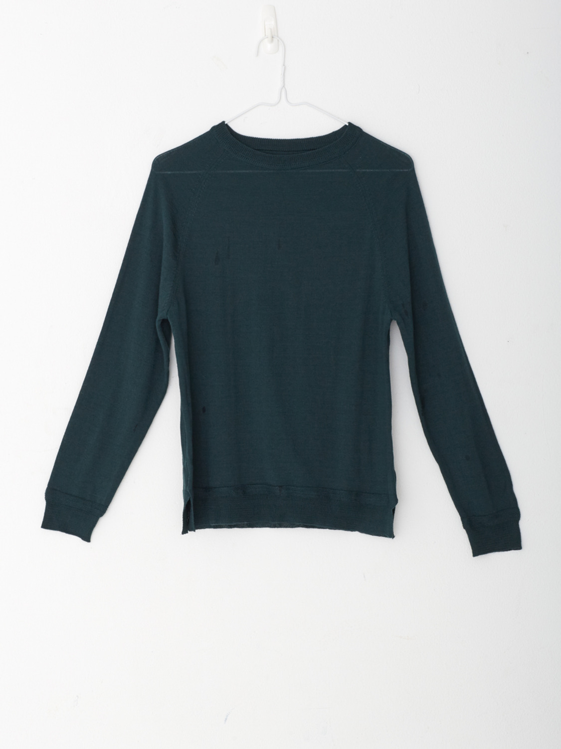 [Chez Park] KNIT GREEN