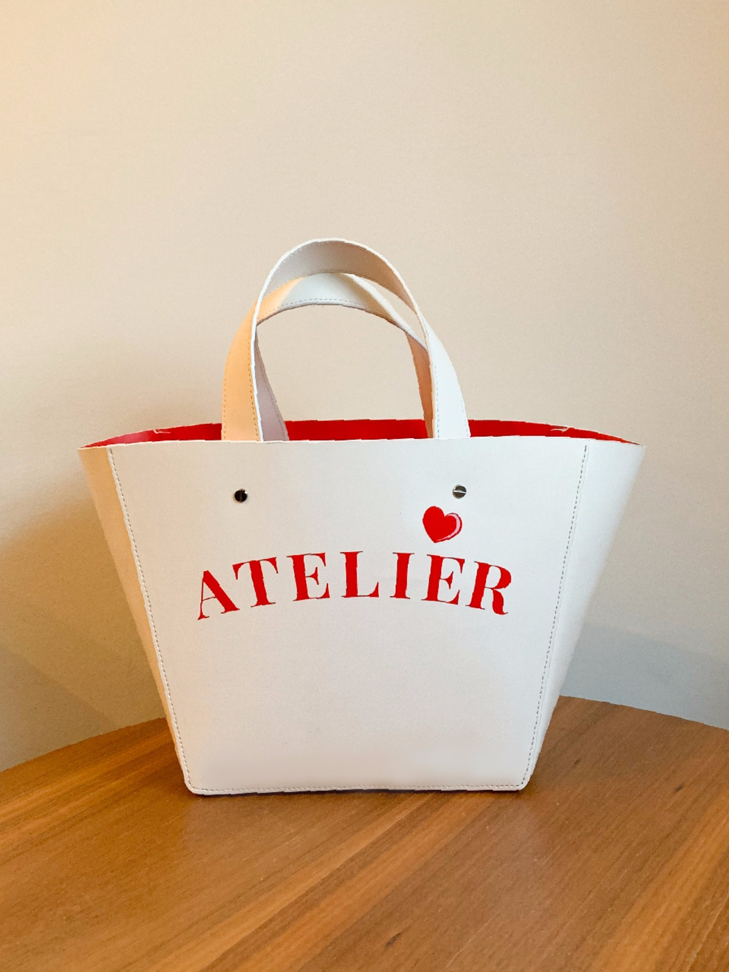 EASY SHOPPER BAG_WHITE