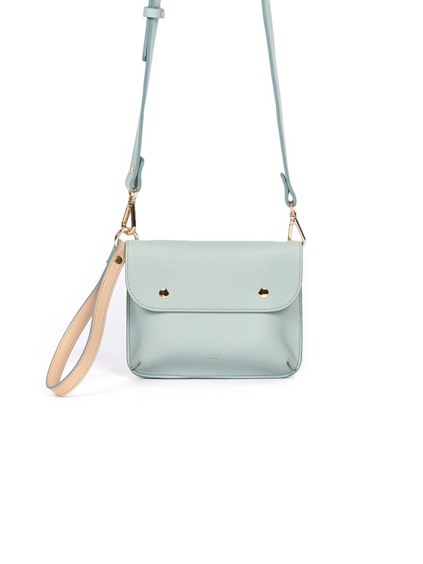 DOUBLE SIDE BAG_MINT