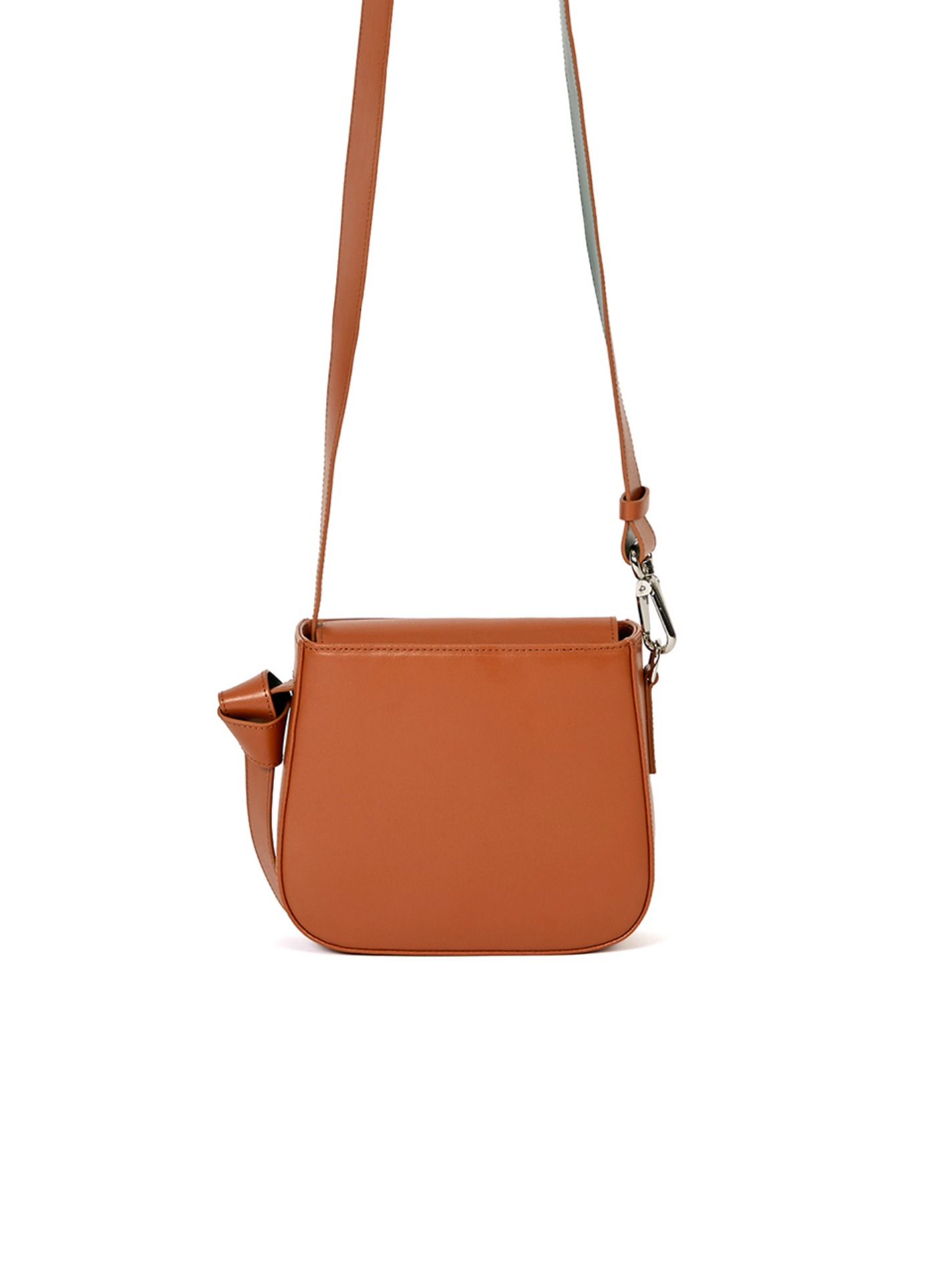 COLOR BLOCK BAG - MINI CAMEL