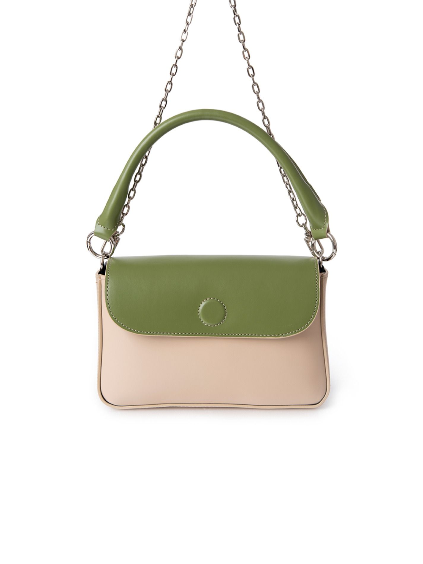 [by Atelier] NANO ROSY BAG_OLIVE GREEN